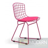 Baby Wire Chair  Pink
