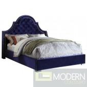 Franca Velvet Bed