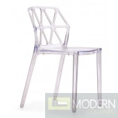 Juju Dining Chair Transparent