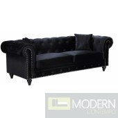 Chesterfield Velvet Sofa