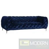 Madrid Tufted Velvet Sofa