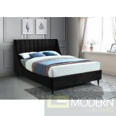 Eva King Velvet Platform Bed LOCAL DMV DEALS