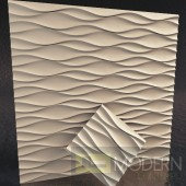 TexturedSurface 3d wall panel TSG203