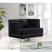 Bellissimo Velvet Chair