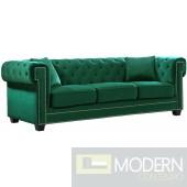 laila Velvet Sofa