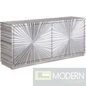 Savannah Silver Leaf Sideboard/Buffet