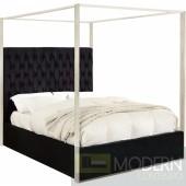 Porter KING Velvet Upholstered Bed LOCAL DMV DEAL