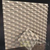 TexturedSurface 3d wall panel TSG204