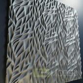 TexturedSurface 3d wall panel TSG44