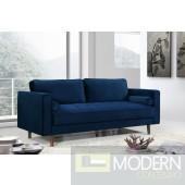 Luxury Modern Andromeda Velvet sofa
