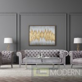 Chesterfield style Velvet Grey Loveseat MCCA-2101483
