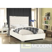 Lexi King Velvet Upholstered Bed LOCAL DMV DEALS