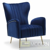 Beverly Velvet Chair