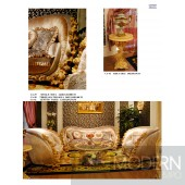 3pc  Luxury Living Room Sofa Set -MC1905A