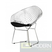 CAD Bertoia Diamond Chair