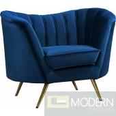 Valentina Velvet chair In store item