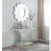 Poseidon Mirrored Console