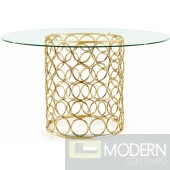Aurora Dining table Gold