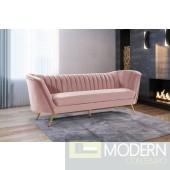 Valentina Velvet Sofa IN STORE ITEM