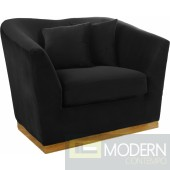 Curva Velvet Chair