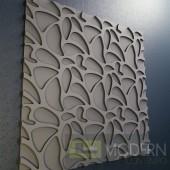 TexturedSurface 3d wall panel TSG129