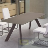 Emard Dining table MOCHA