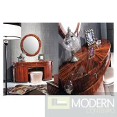 Ravello Mirror & Dresser Set