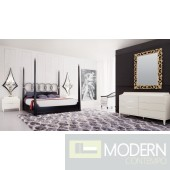 Baroque Luxury  Platform bed- Zeneto