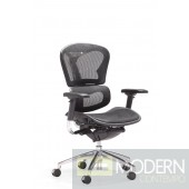 Harlow Office Chair Black