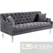 Roxanna Velvet Sofa