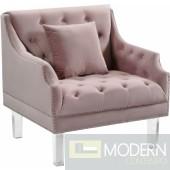Roxanna Velvet Armchair