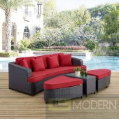 Monterey Outdoor Patio Sofa Set