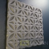 gypsum 3d wall panel