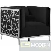 Aurora Velvet Chair