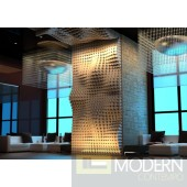 TEXTURED SURFACE CUSTOM 3D WALL SURFACE  PANEL -NOK
