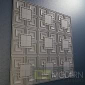 TexturedSurface 3d wall panel