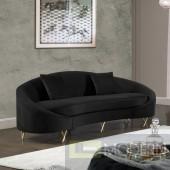 Fantasia Velvet Sofa