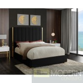 Ballys Velvet Bed