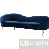 La Fava Velvet Sofa
