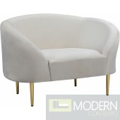 Le Fava Velvet Chair