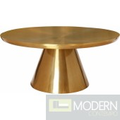 Estelle Coffee Table Gold