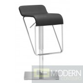 Dundy Barstool Black