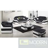 Modern Leather Sofa Set - MCNV303
