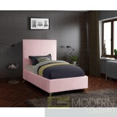 Jasmine Velvet Upholstered TWIN Bed LOCAL DMV DEALS