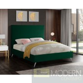 Jasmine Velvet Upholstered Full Bed LOCAL DMV DEALS