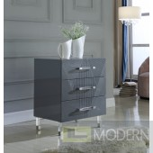 Irene Side Table grey