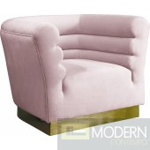 Cipriano Velvet Chair PINK