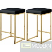 Nicola Faux Leather Counter Stool  INSTORE LOCAL DMV DEALS