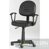 Swivel Pneumatic Gas Lift Office Chair