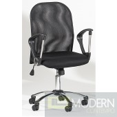 Mesh Back Swivel Tilt Pneumatic Gas Lift Chair